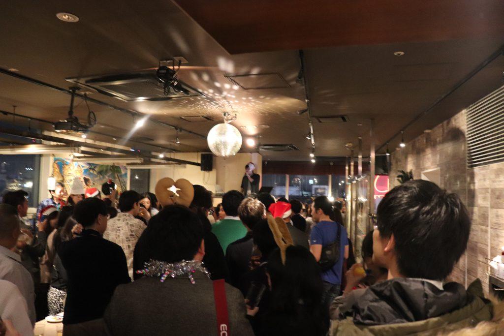 英会話スクール「イングリッシュビレッジ」クリスマスパーティー開催のお知らせ写真3
