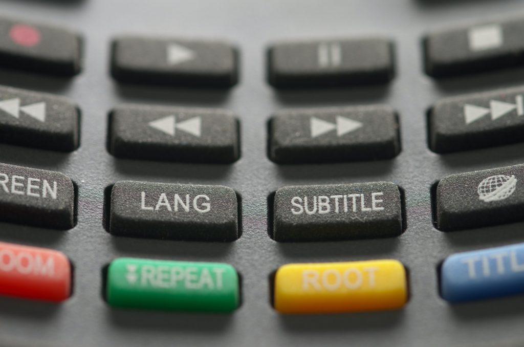 英語,英会話学習,英会話,英語勉強法,海外ドラマ,洋画,字幕,Netflix,動画配信サービス,シャドーイング