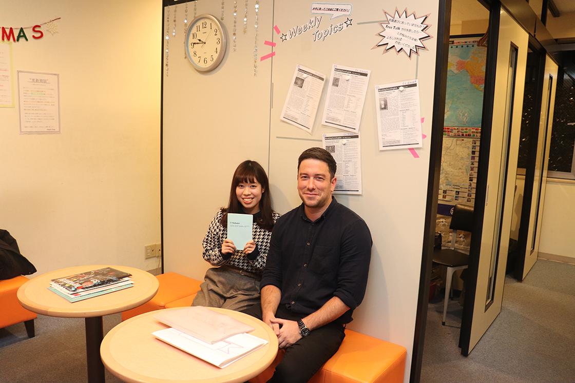 英語をちゃんと話せるようになって、いつかは海外に住みたい!(Hisakoさん 銀座校)
