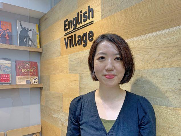 イングリッシュビレッジ,生徒様の声,EnglishVillage,英会話,英語勉強