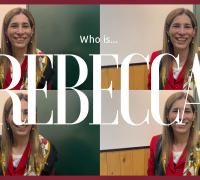 Rebeccaってどんな先生?【YouTubeに動画がUPされました!】
