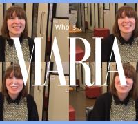 Mariaってどんな先生?【YouTubeに動画がUPされました!】
