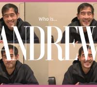 Andrewってどんな先生?【YouTubeに動画がUPされました!】