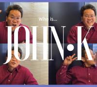 JohnKってどんな先生?【YouTubeに動画がUPされました!】