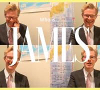 Jamesってどんな先生?【YouTubeに動画がUPされました!】