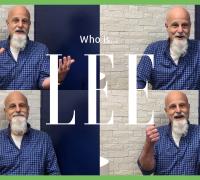 Leeってどんな先生?【YouTubeに動画がUPされました!】